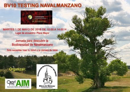 TESTING NAVALMANZANO